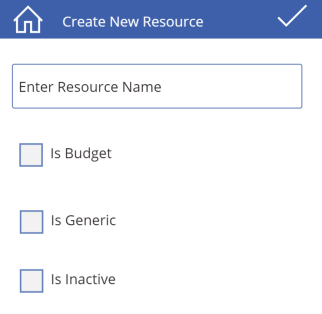 PowerApp-CreateResource